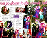 Felicity Fairy featured in 'Take A Break' Magazine