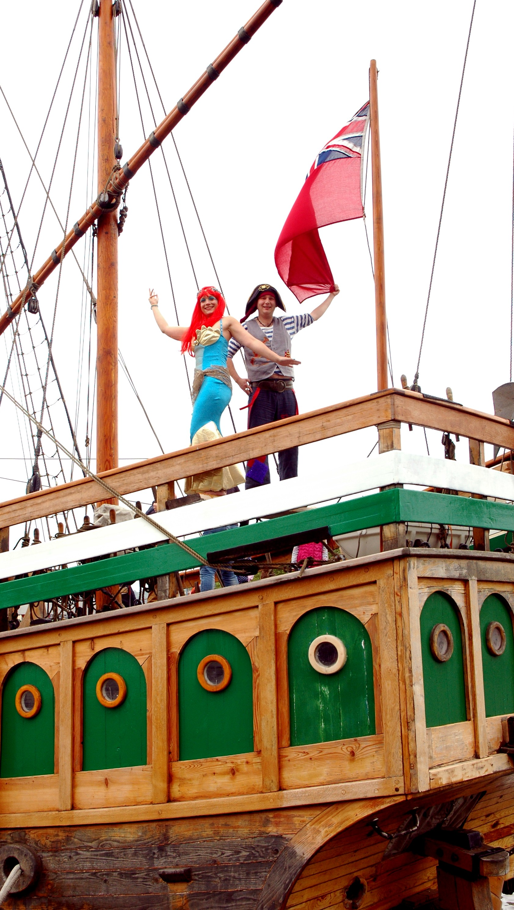 Pirate and Mermaid Parties Cardiff, Bristol, Somerset