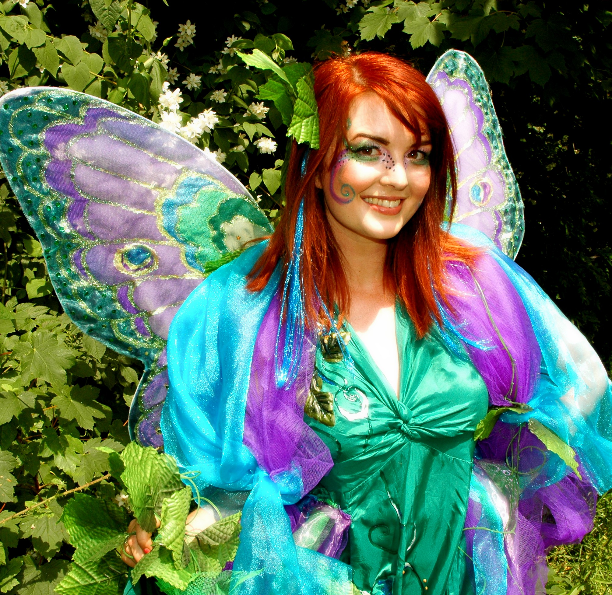 Ivy Emerald Fairy