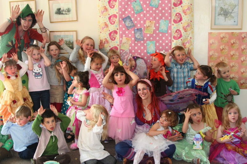 Felicity Fairy Children's Workshops and Events