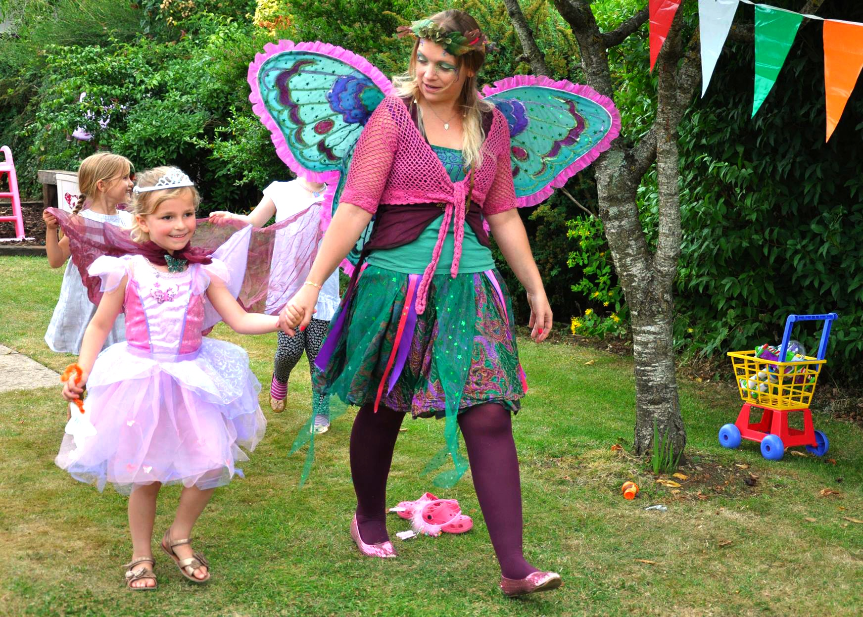 Willow Fairy Entertainment Bristol Bath Wiltshire