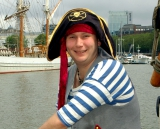 Captain Cannonball Bob Kids Pirate Parties Bristol