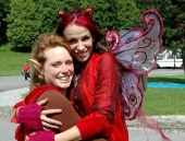 Trixie Pixie and Felicity Fairy