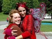 Trixie Pixie and Felicity Fairy