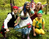 Our Sussex  Fairy, Pirate and Pixie Team