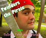 Twinders the Pirate