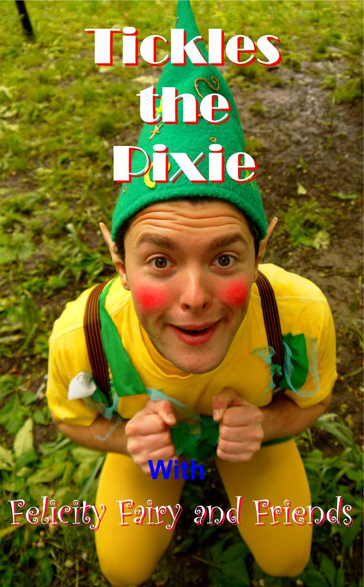 Tickles the Pixie