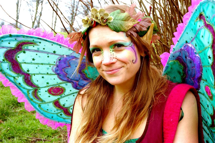 Willow Fairy with Felicity Fairy Children's Entertainment