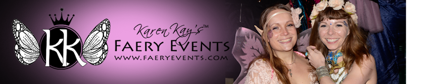 Karen Kay Events Banner