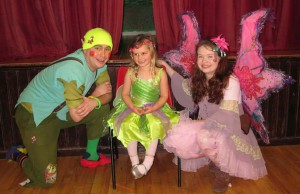 Alice' Fairy Party in Hatch Beauchamp, Somerset