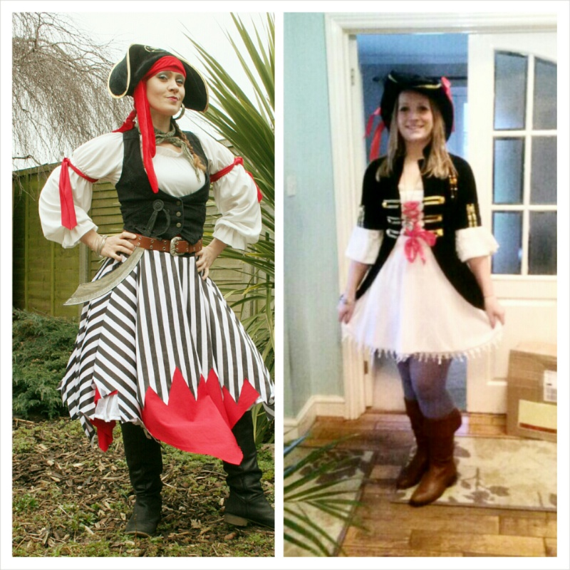 Pirate Parties for Girls