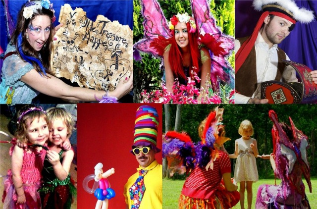 children's Entertainer Brighton Hove Sussex