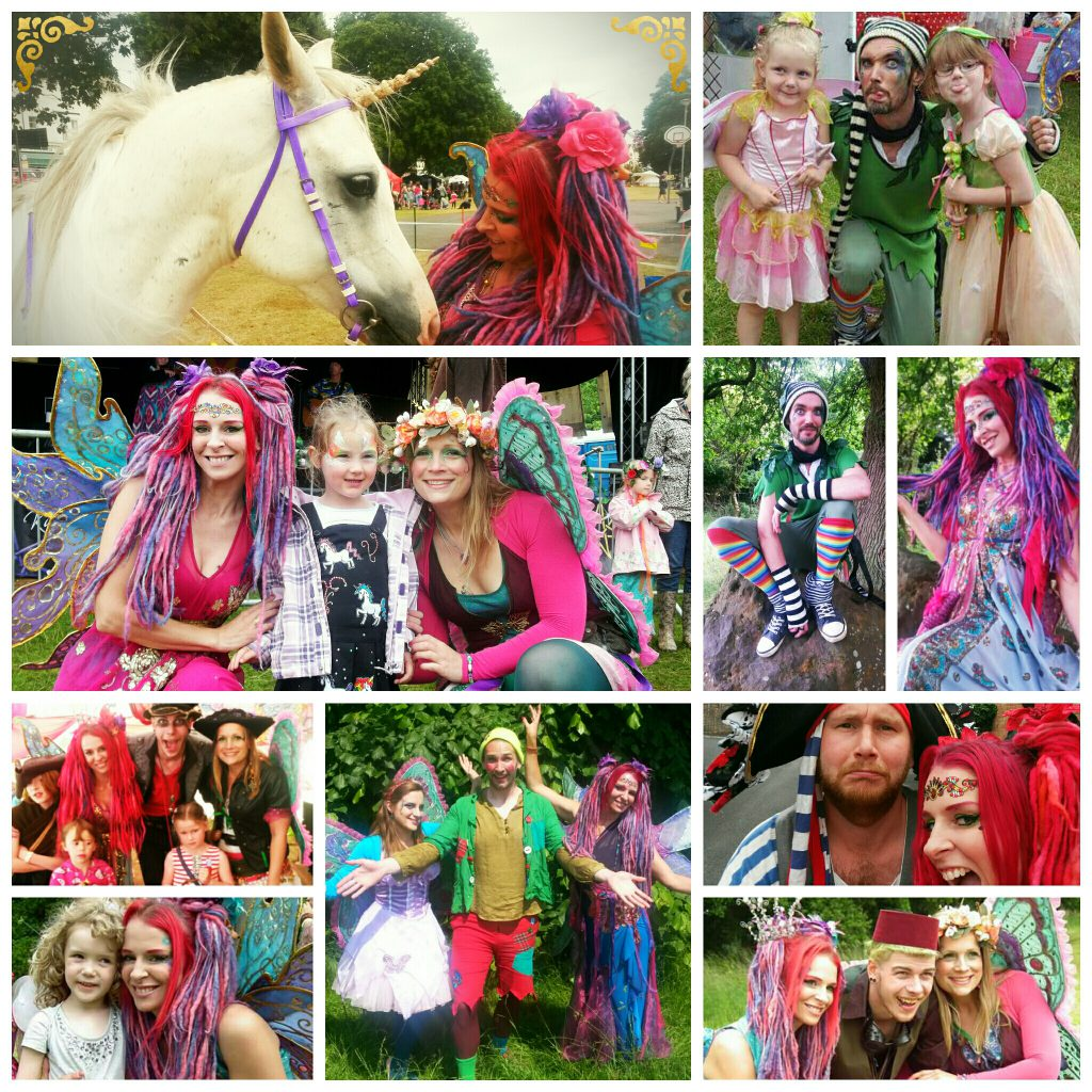 Kids Parties and Festivals Felicity Fairy And Friends