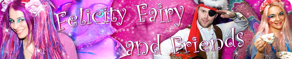 Felicity Fairy Childrens Entertainer
