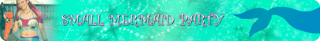 small mermaid party