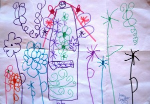 'Felicity Fairy' by Anna, aged 5 of Poynings, Sussex