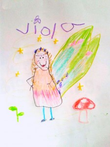 Viola Fairy by Alana from Bournemouth