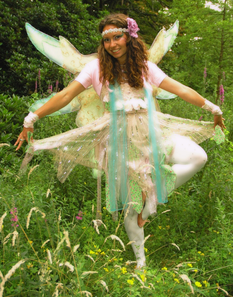 Felicity Fairy Parties Bournemouth