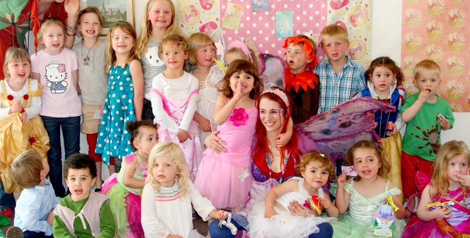 Felicity Fairy Parties Somerset