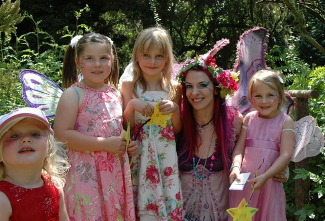 Felicity Fairy Small Parties