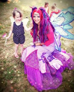 Felicity Fairy Children's Entertainment at Festivals