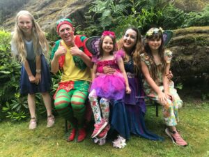 Fairy and Pixie party