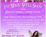 magick spell show
