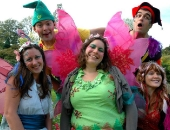 The Fairies from Fairyland Sussex!